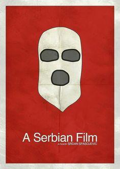 'A Serbian Film - Minimalist' Poster by iamsasquatch Horror Movie Posters, Movie Poster Art, Horror Films, Horror Art, Film Posters, F Movies, Film Movie, Good Movies, A Serbian Film