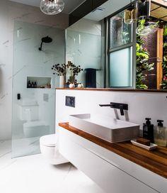 black tapware bathroom - Google Search