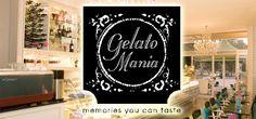 Gelato Mania, Cape Town BEST ice-cream shop in the world! Best Ice Cream, Cape Town, Gelato, Chalkboard Quotes, Yum Yum, Art Quotes, Restaurant, Canning, Shop