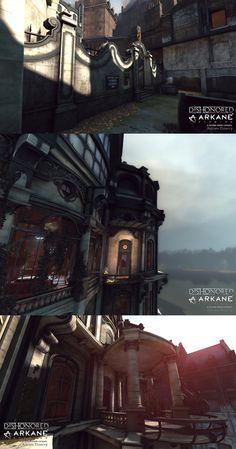 DISHONORED assets - Page 5 - Polycount Forum