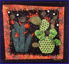 Gallery 3 | Betsy Cannon: Art Quilts