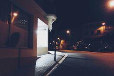 Paisajes nocturnos Scenery, Fotografia
