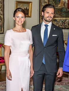 Prince Carl Philip of Sweden and Sofia Hellqvist on how they met http://www.hellomagazine.com/royalty/2015060125541/prince-carl-philip-sofia-hellqvist-love-first-sight/