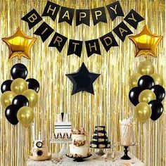 Details about Multi Color Happy Birthday Banner Party Decorations Bunting Gold Metallic Letter Birthday Garland, Gold Birthday Party, Golden Birthday, 40th Birthday Parties, Happy Birthday Banners, Happy Birthday Decor, 40th Birthday Ideas For Men Party, Romantic Birthday, Men Birthday