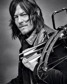 Daryl Dixon ~ TV Guide Photo Shoot