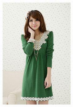 Japanese spring dress trends