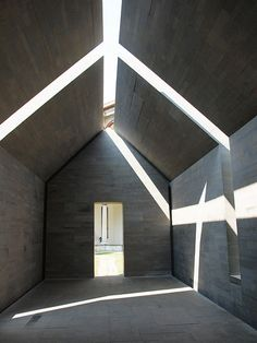 Stone House by John Pawson