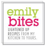 Emily Bites - Weight Watchers Friendly Recipes: Honey BBQ Chicken Tenders & Cheesy Brown Rice