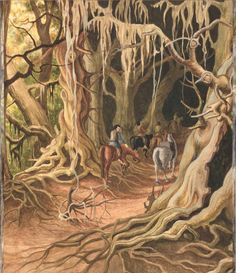 Mary Fairburn - The Old Forest  (Lord of the Rings)