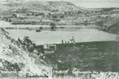 Contruccion Presa del Estribon , Yahualica Jalisco