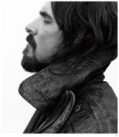 Christian Bale, photographed by Mikael Jansson for WSJ Magazine, December 2014 Beautiful Men, Beautiful People, Wsj Magazine, Fashion Tape, Men Fashion, Looks Style, Cover Photos, Actors & Actresses, The Dreamers