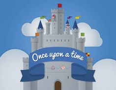 FREE Once upon a time clipart.  This is a free clip art set that contains many walls, towers, balconies, flags and some characters to create your own medieval castle stories.