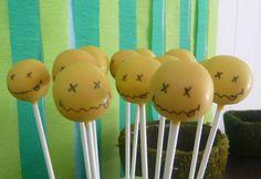 Nirvana Cake pops