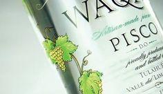 Pisco Waqar es el resultado de un cuidadoso proceso, en donde el ambiente sano...