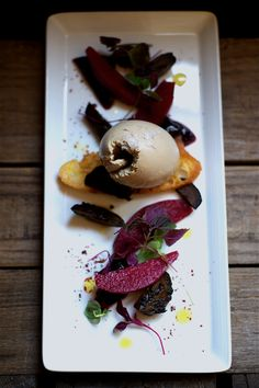 photo of Tufted Duck and Chicken Liver Parfait