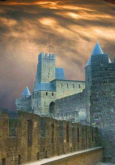 Medieval, Dewar Castle, Scotland.