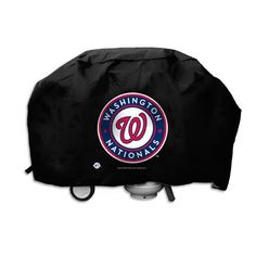 Deluxe Washington Nationals Grill Cover