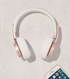 Casque audio sans fil Urbanista Gold-Pink