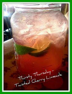 Joe's Crab Shack Twisted Cherry Limeade recipe