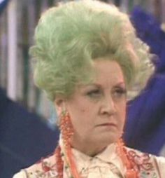 No one will say that about me pussy and get away with it. British Sitcoms, British Comedy, Mollie Sugden, London Grace, Vicar Of Dibley, Are You Being Served, Waiting On God, Keeping Up Appearances, Mr Bean