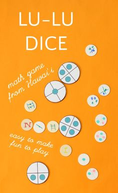 A fun math skills game. Use this game of chance to teach about probability.