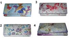 Painted wallet, Handmade decorated wallet, hand painted wallet, decorated wallet, butterfly wallet, Transylvania Gift, Romanian gift