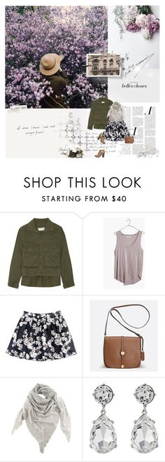 """""""xx bloom xx"""" by pandacubcake ❤ liked on Polyvore featuring Pixie, The Great, Madewell, Alice + Olivia, Avenue, Black, Kenneth Jay Lane, Lauren Ralph Lauren, Gucci and Summer"""