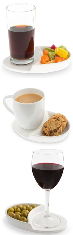 Snack Tray // Coaster Set <3 Home Gadgets, Kitchen Gadgets, Fun Gadgets, Dessert Drinks, Fun Drinks, Love Home, Cool Rooms, Humble Abode, Food For Thought