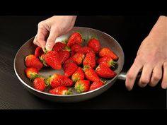 Jahody nezmění tvar a zachovají si svou strukturu a barvu - podívejte se, jak je skladovat! - YouTube Tvar, Youtube, Strawberry, Fruit, Food, Essen, Strawberry Fruit, Meals, Youtubers