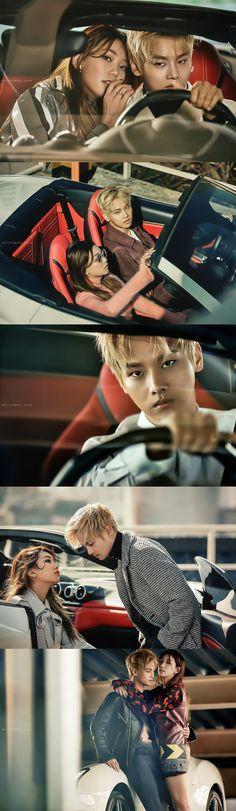 Handsome model Cha Hakyeon cr: kong_seven