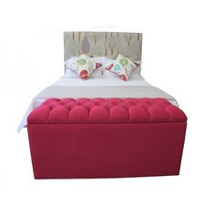 Custom Made To Any Size The End Of Bed Storage Box Is Bedroom Necessity Great For Storing Quilts Cushions And Anything That Needs Be Hidden Neatly
