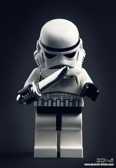 Lego Star Wars (@M'Art Grimonetín Latrechina)