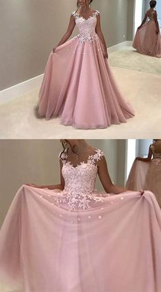 promdress prom dress dresses promdresses Pink V Neck Pink V Neck Sleeveless A Line Prom Dresses Lace Appliques Evening Dresses A Line Prom Dresses, Grad Dresses, Prom Dresses Online, Cheap Prom Dresses, Formal Dresses, Pink Dresses, Affordable Evening Dresses, Inexpensive Wedding Dresses, Affordable Bridesmaid Dresses