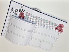 How to create your perfect BULLET JOURNAL WEEKLY SPREAD! No time for fancy layouts? Try this simple and easy weekly spread! Dutch door pages make this a practical and attractive bujo layout! Bullet Journal Tracker, Bullet Journal Weekly Spread, Bullet Journal Month, Bullet Journal Inspo, Bullet Journal Layout, Bullet Journals, Filofax, Journal Inspiration, Journal Ideas