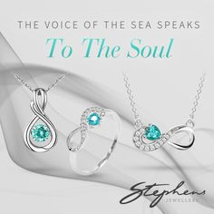 These stunning aquamarine stones capture the essence of the sea. Get your favorite today by visiting us in store or shopping online at http://www.stephensjewellers.com.au/brand/stephens?category=&stone_type=&metal_type=&search_query=&gender=&promotion= #Stephensjewellers #Jewellery #Gold #Rings #Aquamarine http://www.stephensjewellers.com.au/