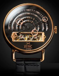 Xeric Halograph Automatic