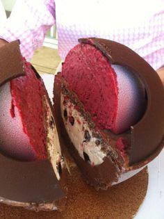 Black Forest Gelato Cake Sydney