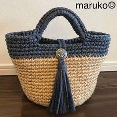 Crochet Clutch Bags, Crochet Tote, Knit Crochet, Jute, Straw Bag, Diy And Crafts, Burlap, African, Purses