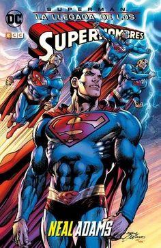 Superman La llegada de los superhombres