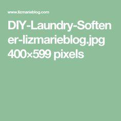 DIY-Laundry-Softener-lizmarieblog.jpg 400×599 pixels