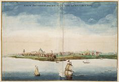 New Amsterdam (now NYC)