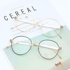 9eceae5efa Sunny Eyewear - Retro Round Glasses Frame Cute Glasses