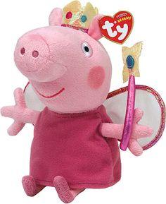 Peppa Pig Princess Beanie - Ty 3bfe71cc7ad5