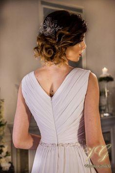 Suknia ślubna nr 4 z kolekcji Lumiere #victoriagabriela #weddingdress