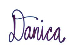 "Danica. ""Morning star."" Also the Slavic name for Venus. See more baby name pins at http://www.pinterest.com/meggiemaye/for-love-of-names/"
