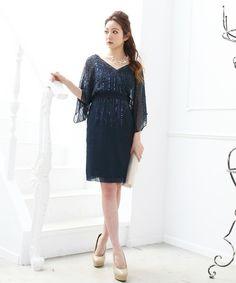 DRESS LAB(ドレスラボ)の「\平子理沙さん着用/豪華ビジュシフォンパーティードレス・ワンピース【結婚式・お呼ばれ対応】(ドレス)」です。このアイテム着用のコーディネートをチェックすることもできます。