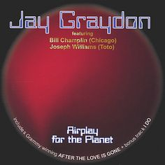 Jay Graydon - Airplay For The Planet, Red