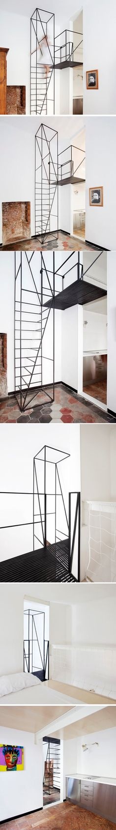 http://www.dezeen.com/2012/09/05/metal-staircase-by-francesco-librizzi-studio/