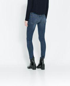 Image 5 of SKINNY JEANS from Zara