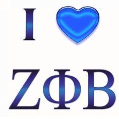 Zeta Phi Beta love